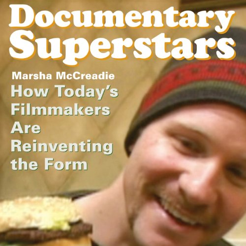 Documentary Superstars audiobook cover art