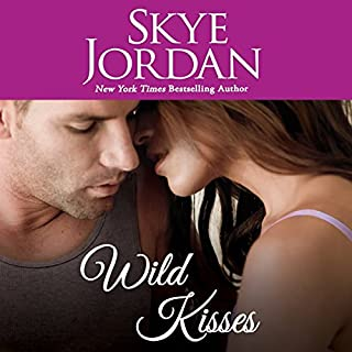 Wild Kisses audiobook cover art