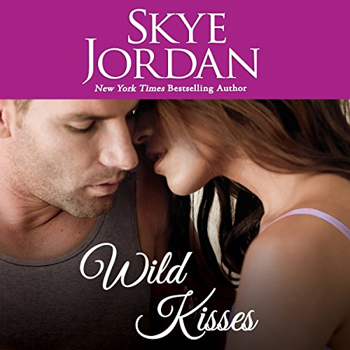 Wild Kisses audiobook cover art
