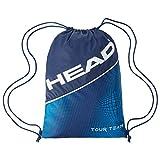 HEAD Unisex– Erwachsene Tour Team Shoe Sack Tennistasche, Navy/Blue, Einheitsgröße