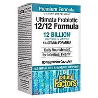 海外直送肘 Ultimate Probiotic 12/12 Formula, 60 Vcaps