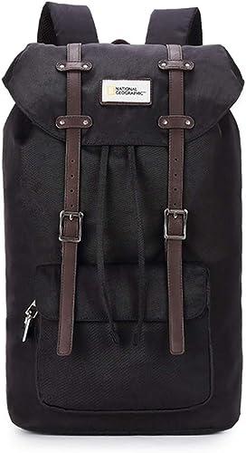 Sac à dos de pique-nique, Sac à dos couple sac de sport sac de voyage en plein air voyage à dos étudiant imperméable pour le camping en plein air en famille ( taille   A , taille   28.5X18X44.5 CM )