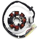QIUXIANG Bobina del estator Magneto de Encendido de la Motocicleta para K-TM 125 SX Tyla Rattray ECC 200 XC XC-W 300 MXC 54839204000