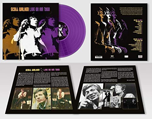 Live on Air 1968 (Lim.180 Gr.Purple Vinyl) [Vinyl LP]