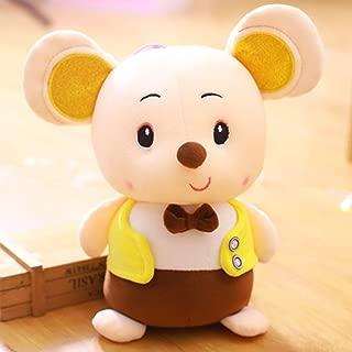 KAWAYI Plush Cute Mouse Doll Soft Toy Cuddly Stuffed Animal for Home Decor Birthday, B,40cm