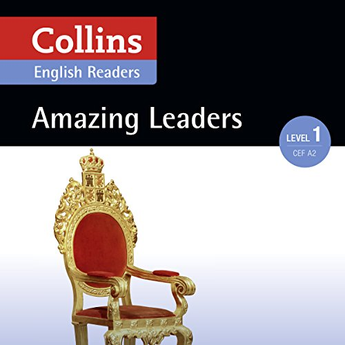 Amazing Leaders audiobook cover art