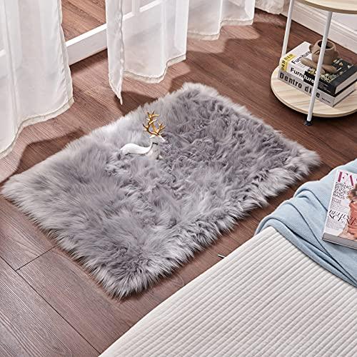 Alfombras Dormitorio Pelo Corto Color Plata alfombras dormitorio  Marca Cumay