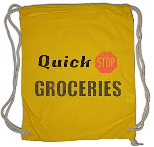 Urban Backwoods Quick Stop Groceries Sporttas Gym Zak Sportzak Rugzak