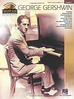 George Gershwin Piano Play-Along Vol.71