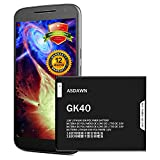 GK40 Battery Replacement for Motorola, Moto G4 Play Battery SNN5976A for Motorola E3, E4, G4 Play, G5, XT1601, XT1603, XT1607 XT1609, XT1675, XT1700, XT1765, XT1766, XT1767PP