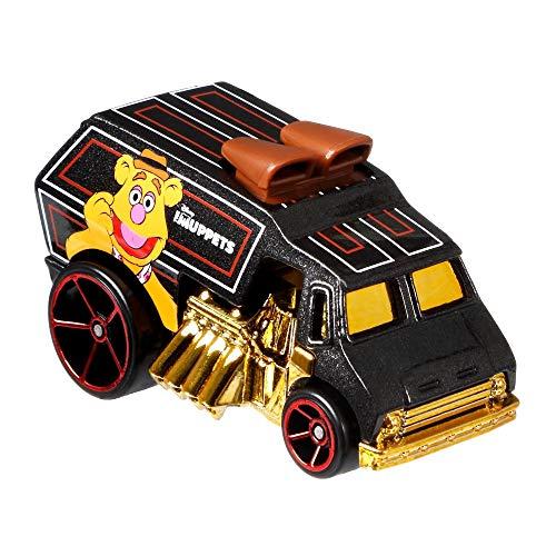 Vehículo de Juguete Hot Wheels Collector Disney Muppets Cool-One