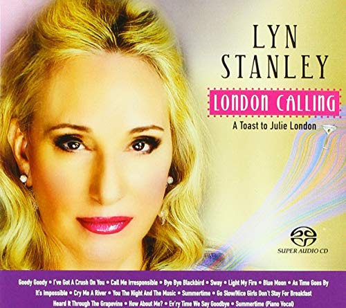 London Calling-a Toast to Julie London