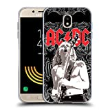 Head Case Designs Ufficiale AC/DC ACDC Angus Young Ornamento Solo Cover in Morbido Gel Compatibile con Samsung Galaxy J5 (2017)