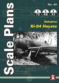 Nakajima Ki-84 Hayate (Scale Plans)
