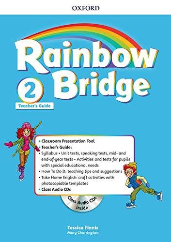 Rainbow Bridge: Level 2: Teachers Guide Pack