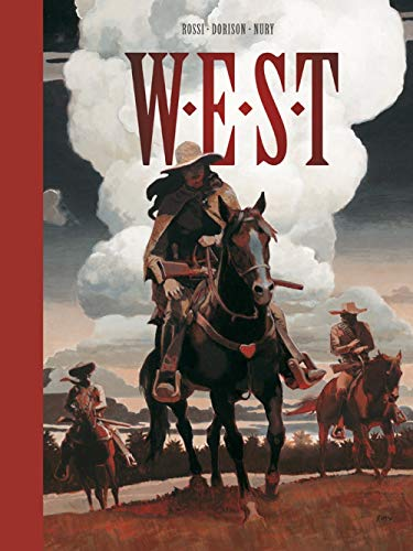 W.E.S.T. - tome 0 - WEST - édition N&B - T3 + T4