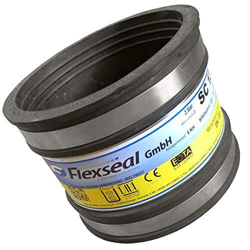 Flexseal Manschettendichtung Typ 2 B DN 150 (SC165 DN125 / 140-165mm)