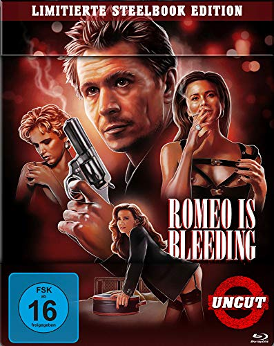 Romeo is Bleeding (Steelbook) [Blu-ray]