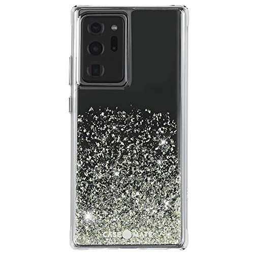 Case-Mate - Case for Samsung Galaxy Note 20 Ultra 5G - Twinkle Ombre w/Micropel - 10 Ft Drop Protection - 6.9 - Stardust, Stardust Ombre