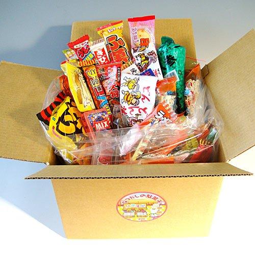 キャラメル横丁『駄菓子ボックスガヤガヤセット』