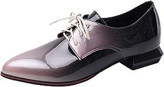 Zanpa Femmes Mode Brogue Shoes