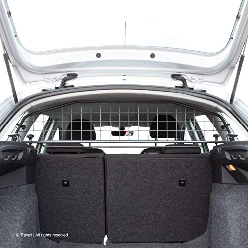 Travall® Guard Hundegitter TDG1311 - Maßgeschneidertes Trenngitter in Original Qualität