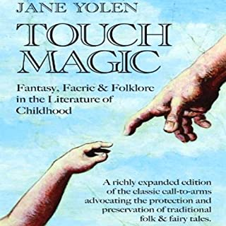 Touch Magic audiobook cover art