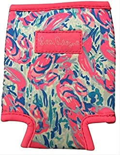 Lilly Pulitzer GWP Drink Hugger Set of 4 Cosmic Coral