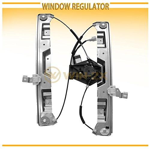 02 ford explorer window regulator - 9