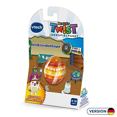 Vtech 80-495404 RockIt TWIST Detektivabenteuer, Spiel für Lernspielkonsole, Mehrfarbig
