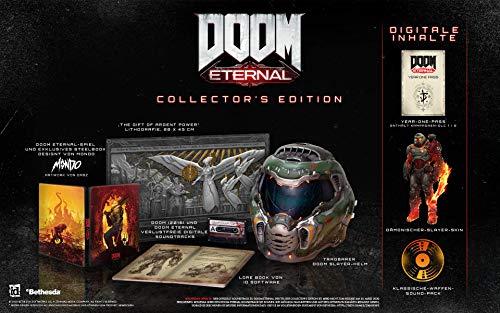 DOOM Eternal - Collectors Edition - Xbox One [Edizione: Germania]
