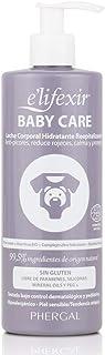 E'lifexir Baby Care | Leche Corporal Hidratante | Hipoalergénica y Natural | 400 ml