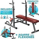 51lOK8N3OdL. SL160 Los Mejores Bancos de Musculación