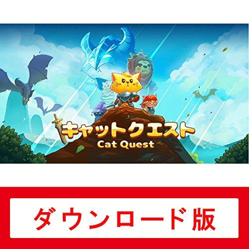 キャットクエスト|オンラインコード版【Nintendo Switch 年末年始インディーゲーム スタンプカードキャンペ...