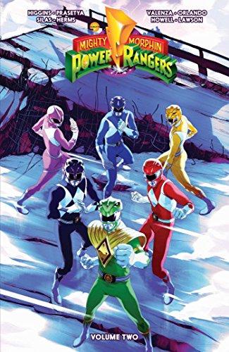 Mighty Morphin Power Rangers TP Vol 2