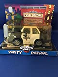 Chevron Cars Patty Patrol, Police Car 5 in Series, Collectible