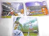3 ganz tolle Kunstdrucke mit RB LEIPZIG