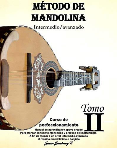 Método de mandolina: nivel intermedio/avanzado (volumen n