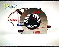 and AB0705UX - TB3 12 mm 67 * 65 * 6.7 CM 5 v laptop hydraulic fan