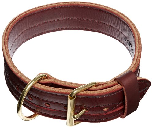Signature K9 2-Inch Heavy Agitation Collar, Burgundy