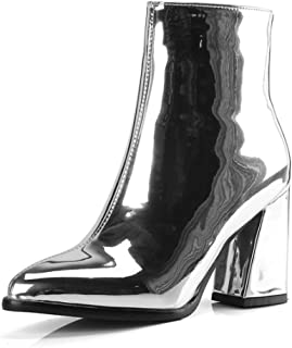 Bopoli Womens Platform Sequins Wedge Heel Casual Sneakers