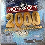 Parker Brothers Monopoly 2000 Millennium Edition Board Game