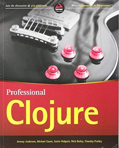 Professional Clojure