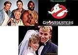 80er Jahre Party Dekorationen - 80er Jahre Party Dekoration - Packung mit 10 x A4 80er Jahre Film- und TV-Plakaten - 4