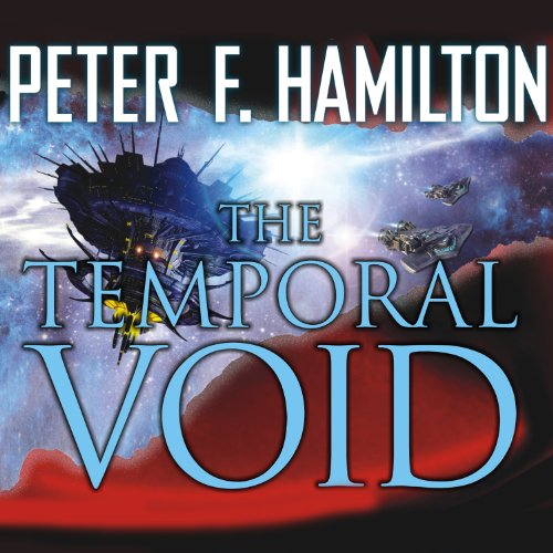 The Temporal Void audiobook cover art