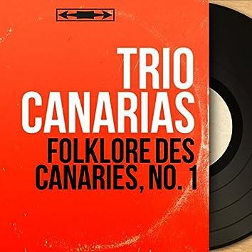 Folklore des Canaries, no. 1 (Mono Version)