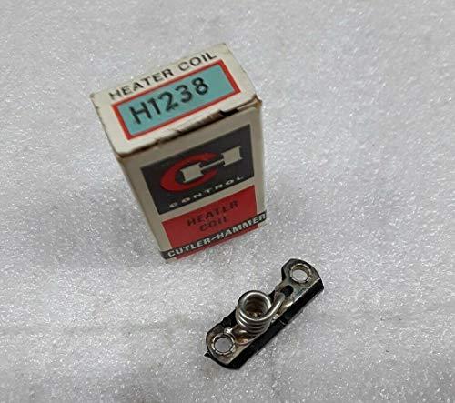 H-1238 calentador de sobrecarga térmica Elemento de bobina disponible, excedente, nunca utilizado, H1238