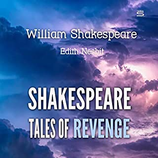 Shakespeare Tales of Revenge cover art