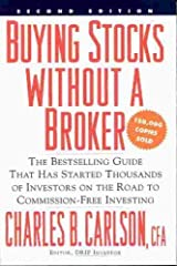 Buying Stocks Without a Broker Hardcover