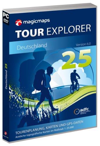 Tour Explorer 25 Deutschland Gesamt, Version 6.0